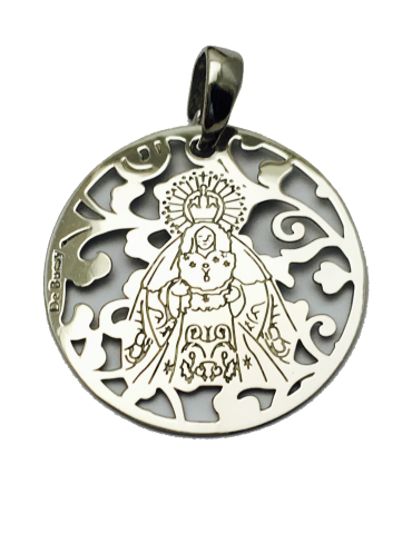 Medalla Virgen de la Macarena (Sevilla)