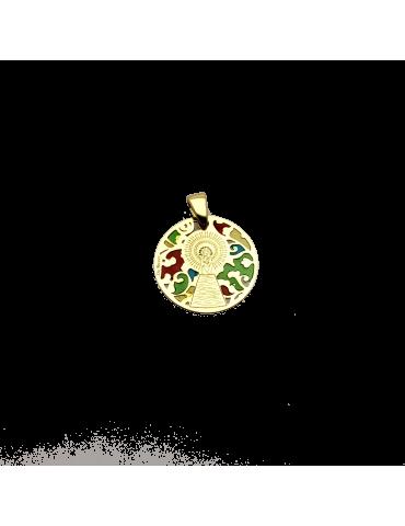 Medalla Virgen del Pilar
