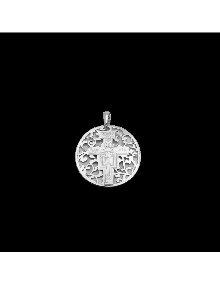 Medalla Cruz de San Damian