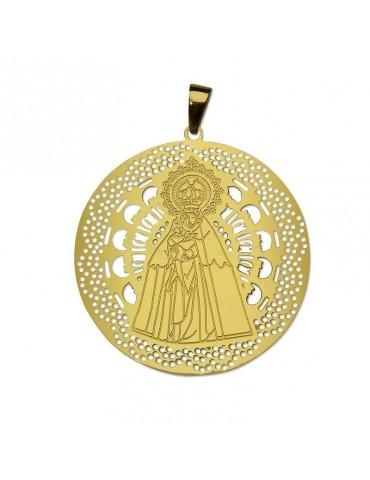 Medalla Virgen del Mar...