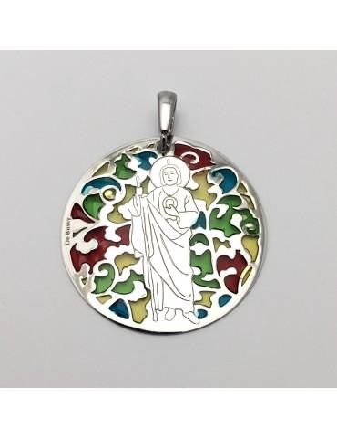 copy of Medalla Virgen del Pilar
