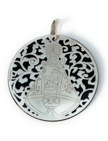 Medalla Virgen de Covadonga...