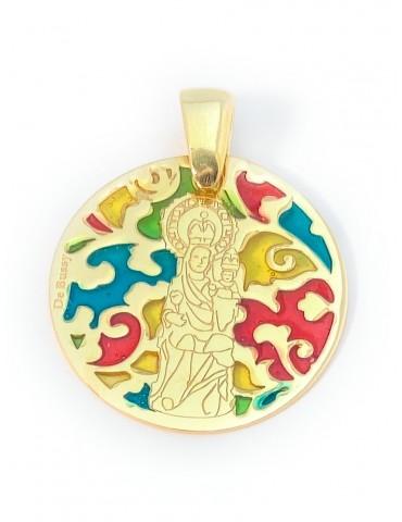 Medalla Santa Maria la...