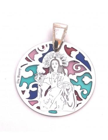 Medalla La Santa de Totana...