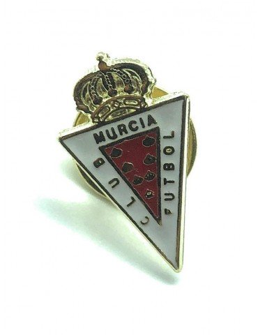 Pin escudo Real Murcia