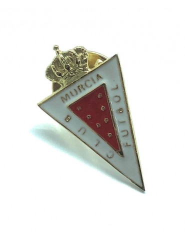 Pin escudo Real Murcia...