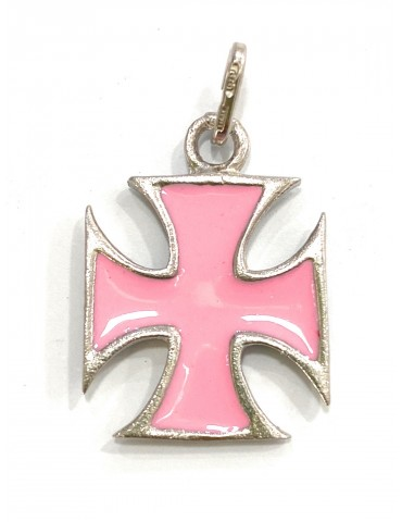 copy of Cruz Gloriosa Camino Neocatecumenal en plata de ley