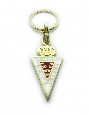 Llavero escudo Real Murcia