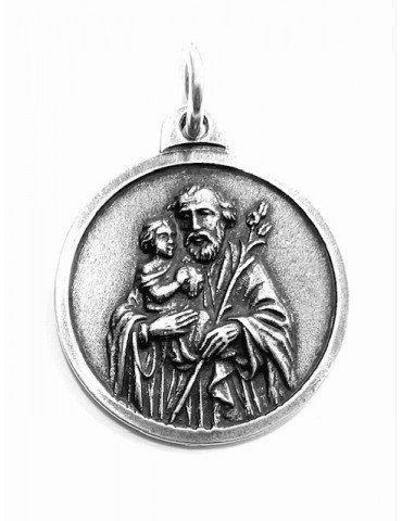 Medalla San José metal con...