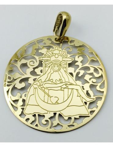 Medalla Virgen de las Angustias (Patrona de Granada)