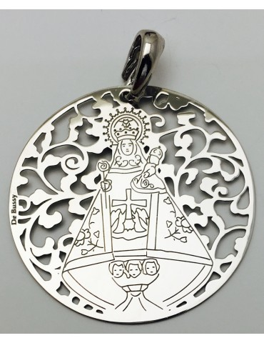 Medalla Virgen de Covadonga (Patrona de Asturias)