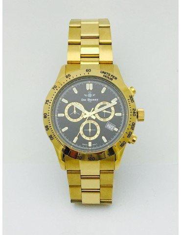 Reloj De Bussy cronógrafo acero R 320132
