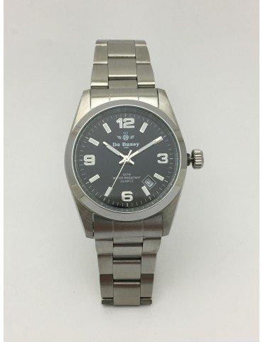 Reloj De Bussy Nostalgia acero R 320140