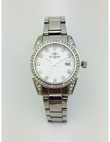 Reloj De Bussy Nostalgia acero R 320142