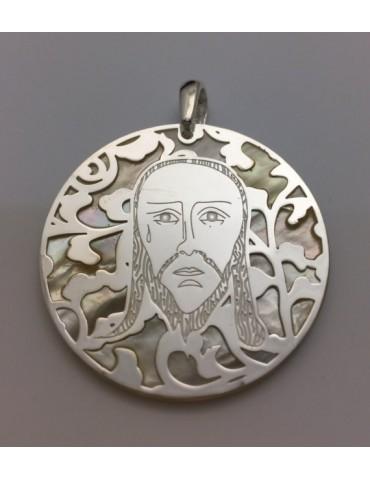 Medalla de La Santa Faz Plata