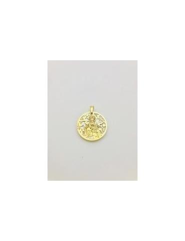 Medalla Virgen de las Angustias (Cuenca)