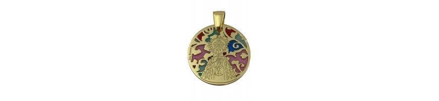 Medalla Virgen de las Nieves