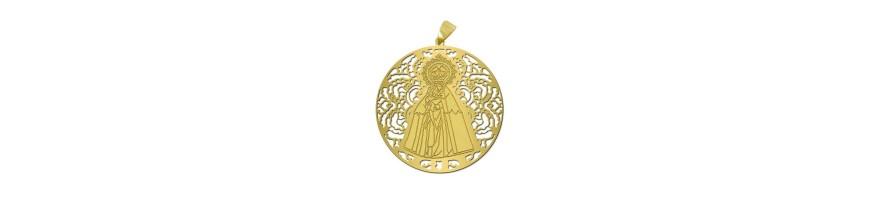 Medalla Virgen del Mar