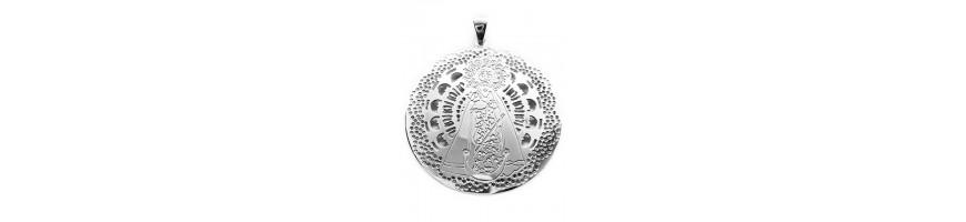Medalla Virgen de Gador