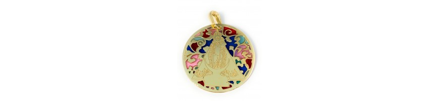 Medalla Virgen Fuensanta