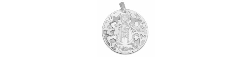 Medalla Virgen de los Llanos
