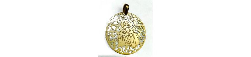 Medalla Virgen de Schoenstatt