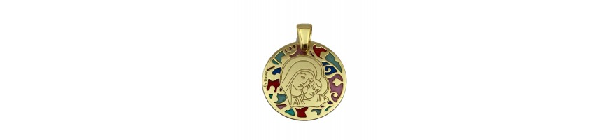 Medalla Virgen del Camino