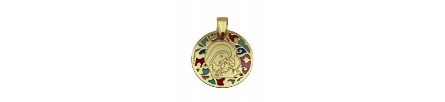 Medallas Virgen del Camino