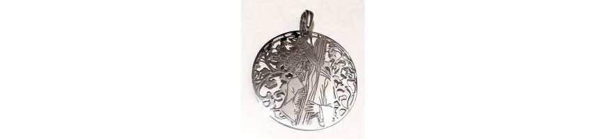 Medalla Cristo de los Gitanos