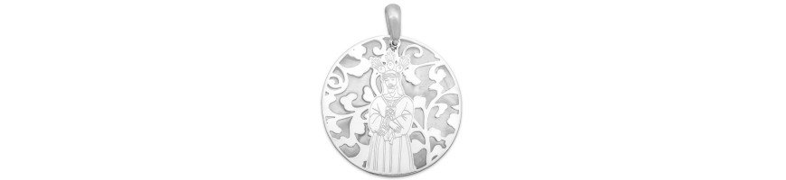 Medalla Jesús Cautivo