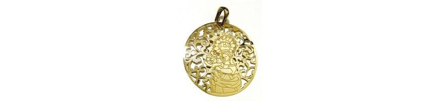 Medalla Virgen de las Maravillas