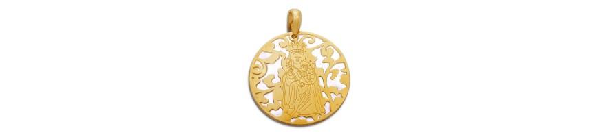Medalla Virgen Victoria