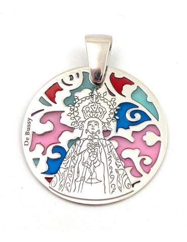 copy of Medalla Virgen del...