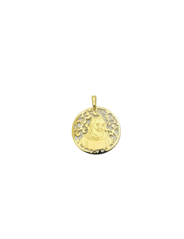 copy of Medalla Padre Pío...
